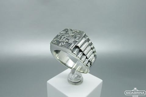 Sidabrinis žiedas - ZDV224