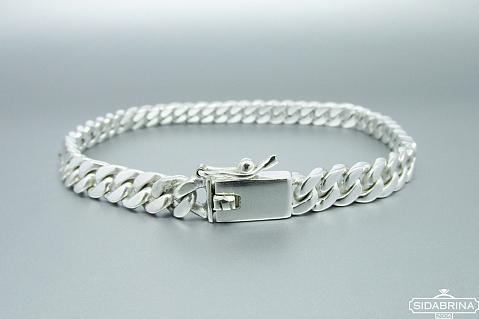 Vyriška sidabrinė apyrankė - APV115