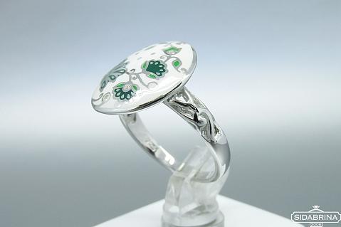 Žiedas su cirkoniais - ZDM846