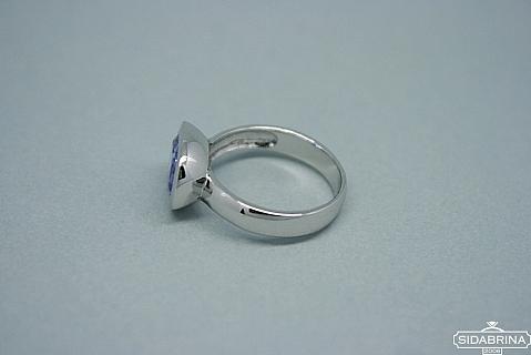 Žiedas su cirkoniu - ZDM433