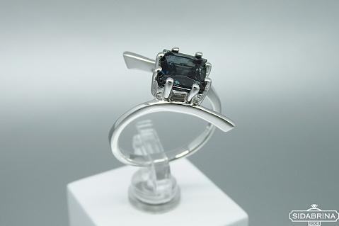 Žiedas su topazu - ZDM1331