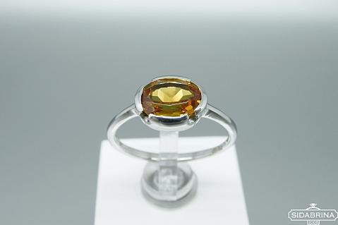 Žiedas su zultanitu - ZDM1266