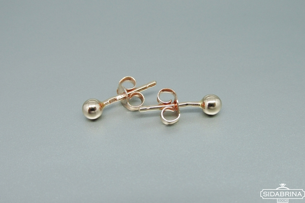 Auksiniai auskarai - AUA069