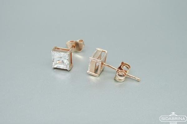 Auksiniai auskarai - AUA076