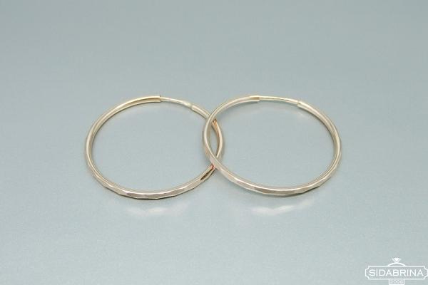 Auksiniai auskarai - AUA083