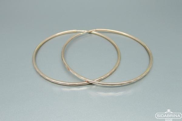Auksiniai auskarai - AUA087
