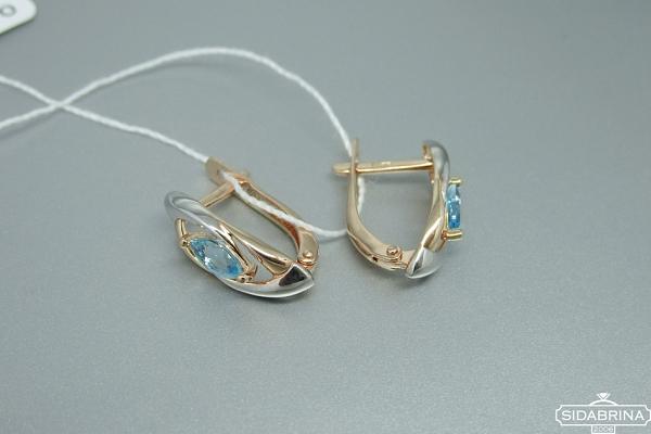 Auksiniai auskarai - AUA151