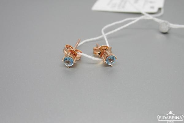 Auksiniai auskarai - AUA154