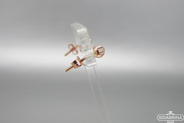 Auksiniai auskarai - AUA174