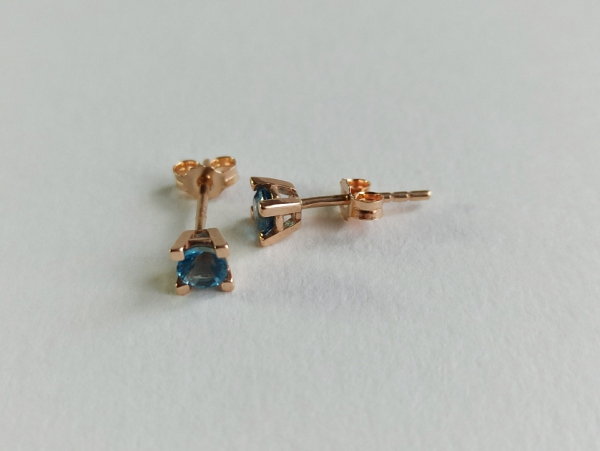 Auksiniai auskarai - AUA181
