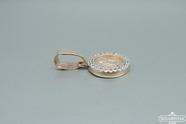 Auksinis pakabukas - APA020