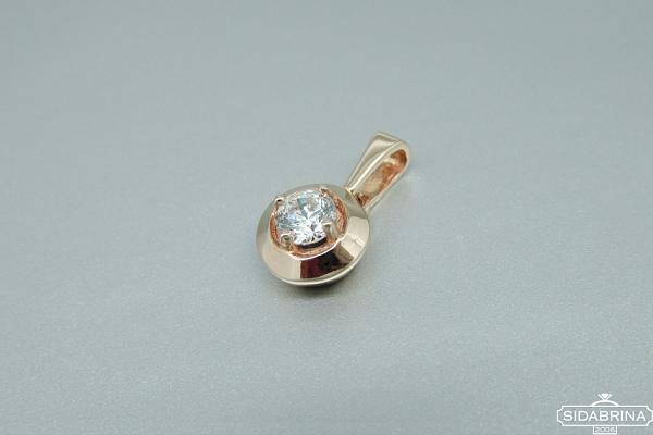Auksinis pakabukas - APA033