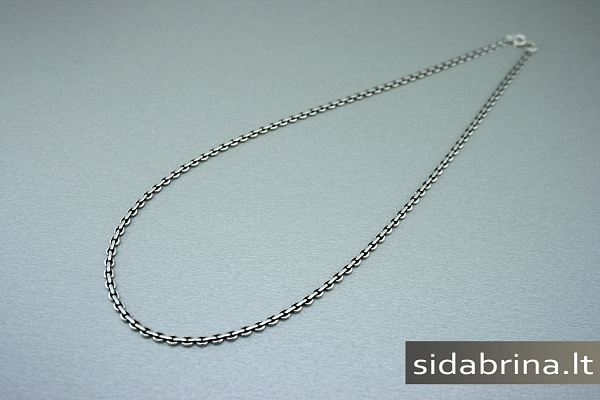 Sidabrinė grandinėlė - GRV039
