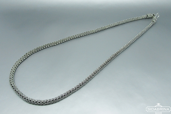 Sidabrinė grandinėlė - GRV101