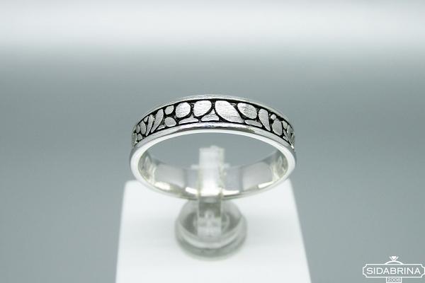 Sidabrinis žiedas - ZDM1011
