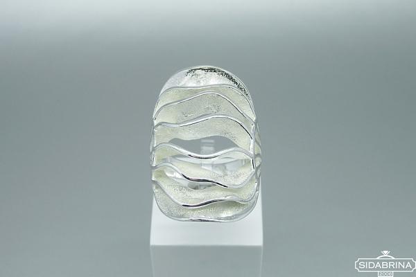 Sidabrinis žiedas - ZDM1370