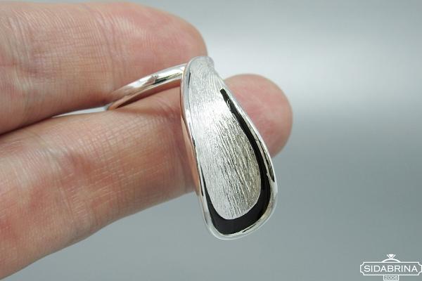 Sidabrinis žiedas - ZDM1371