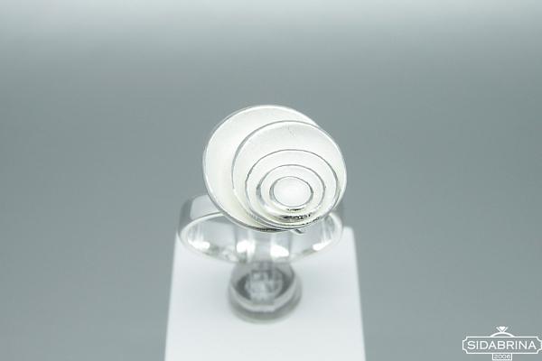 Sidabrinis žiedas - ZDM1383