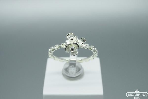 Sidabrinis žiedas - ZDM1387