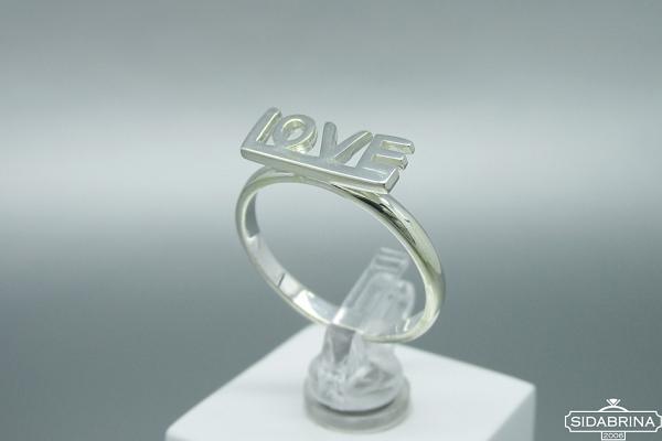 Sidabrinis žiedas - ZDM1390