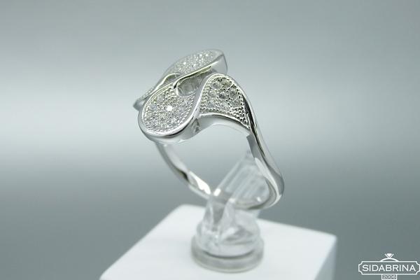 Sidabrinis žiedas - ZDM1441