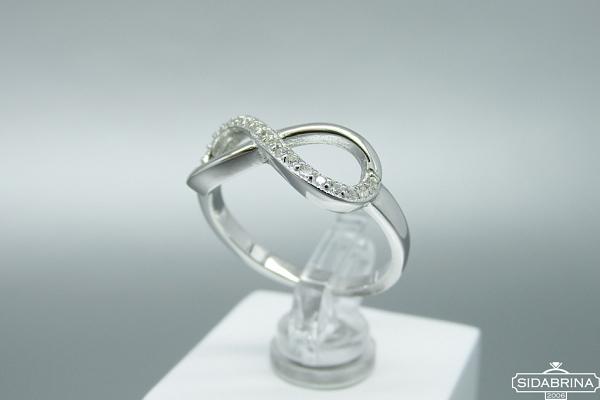 Sidabrinis žiedas - ZDM1456
