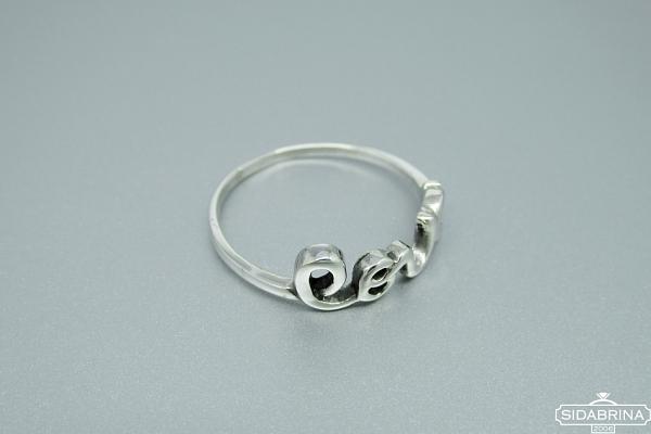 Sidabrinis žiedas - ZDM1478