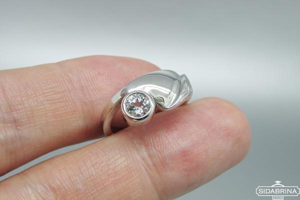 Sidabrinis žiedas - ZDM1481