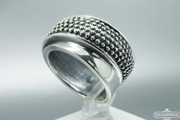 Sidabrinis žiedas - ZDM794