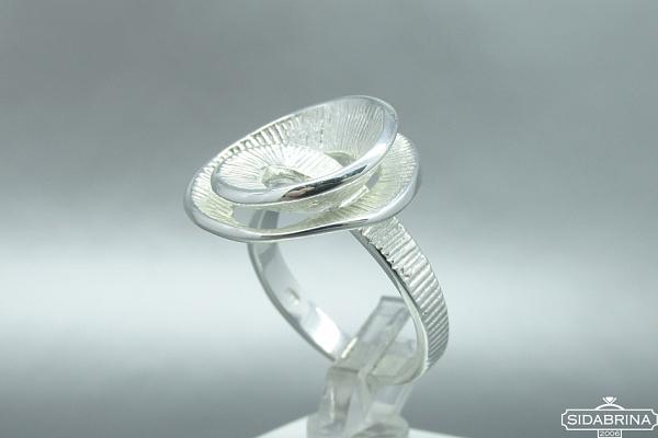 Sidabrinis žiedas - ZDM999