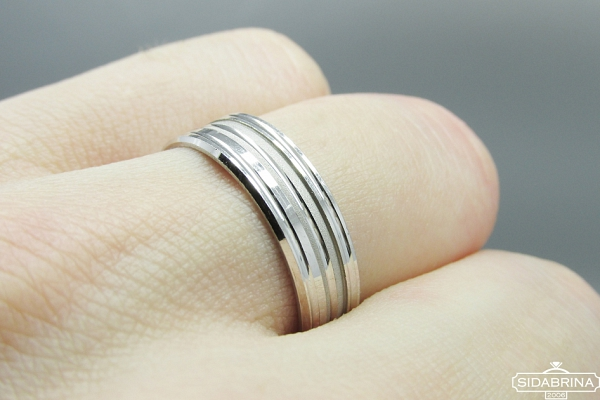Sidabrinis žiedas - ZDV143