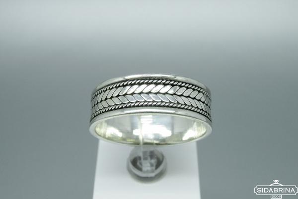 Sidabrinis žiedas - ZDV165
