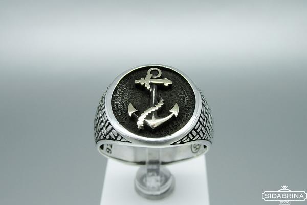 Sidabrinis žiedas - ZDV171