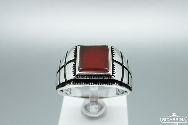 Sidabrinis žiedas - ZDV203