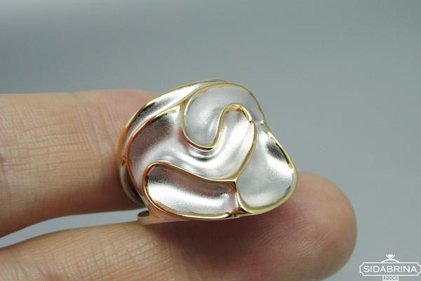 Sidabrinis žiedas - ZDM1521