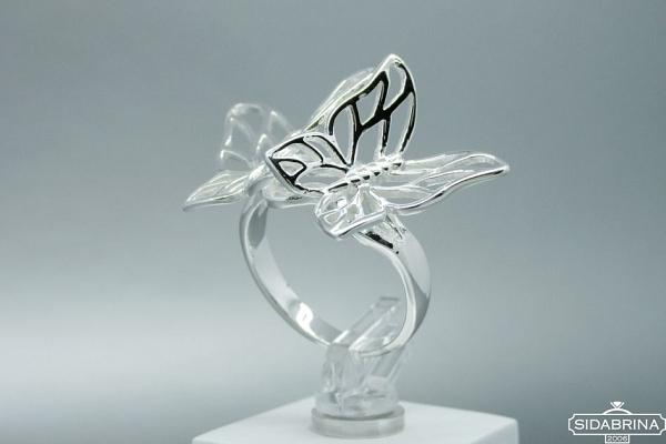 Sidabrinis žiedas - ZDM1527