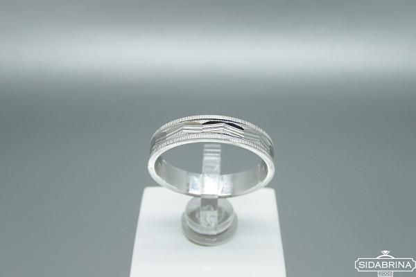 Sidabrinis žiedas - ZDM1537