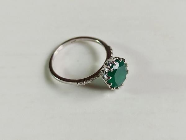 Sidabrinis žiedas - ZDM1575