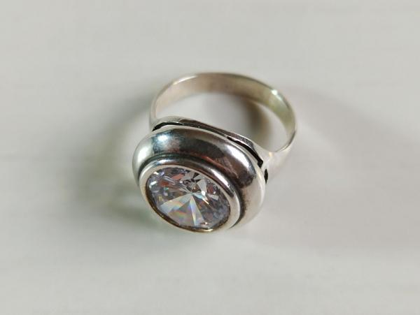 Sidabrinis žiedas - ZDM1581