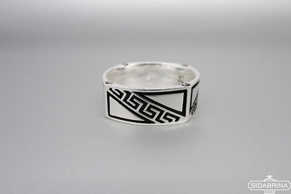 Sidabrinis žiedas - ZDV225