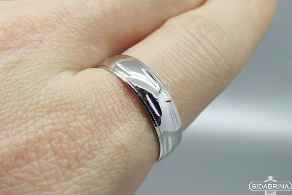 Sidabrinis žiedas - ZDV227