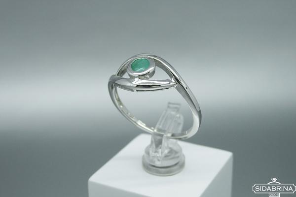Žiedas su berilu - ZDM1500