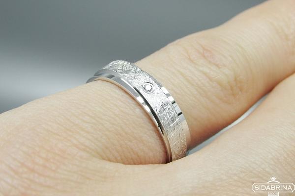 Žiedas su cirkoniu - ZDM1129