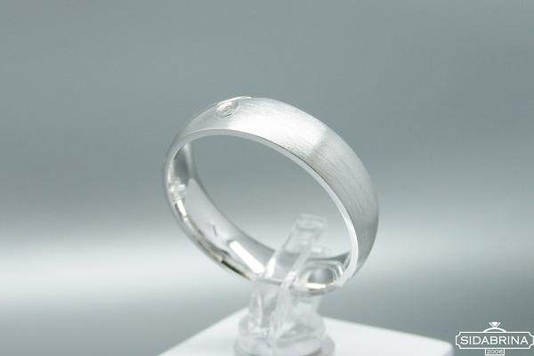 Žiedas su cirkoniu - ZDM1136