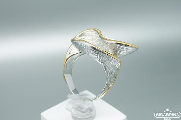 Žiedas su safyrais - ZDM1248
