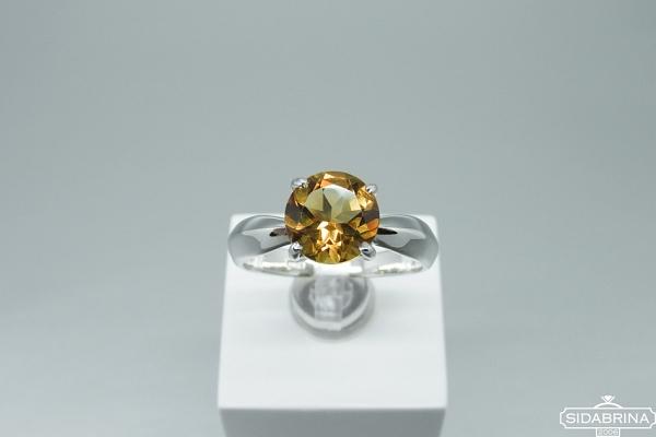 Žiedas su zultanitu - ZDM1267